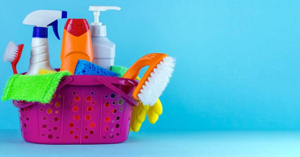 Beneficios de utilizar productos químicos de limpieza