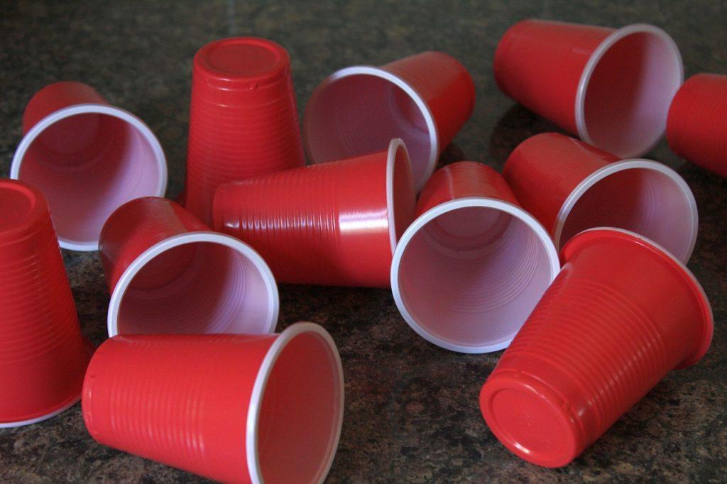 Plástico biodegradable casero