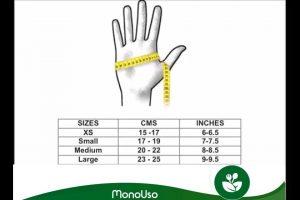 Wie Sie Ihre Handschuhgröße wählen: Hier erfahren Sie mehr