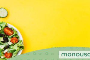 Wie man Salate zum Mitnehmen zur Arbeit oder zum Servieren zu Hause perfekt zubereitet