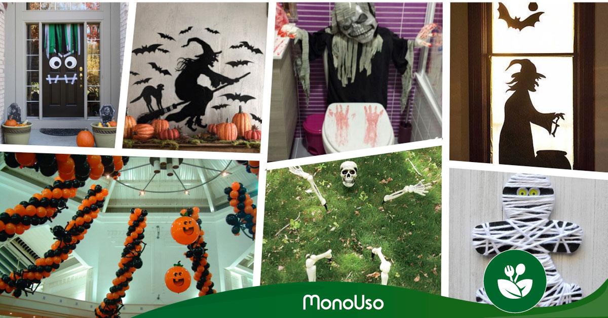 Verkleiden Sie Ihr Haus für Halloween – Ideen 2019