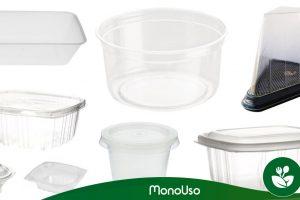Arten von Lebensmittelverpackungen aus Kunststoff