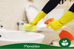 Latex-Reinigungshandschuhe die sicherste Option