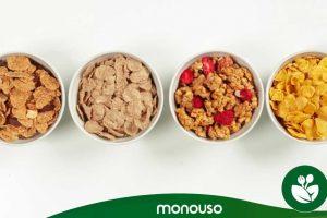 Müsli, Granola und Getreide, ist das dasselbe?