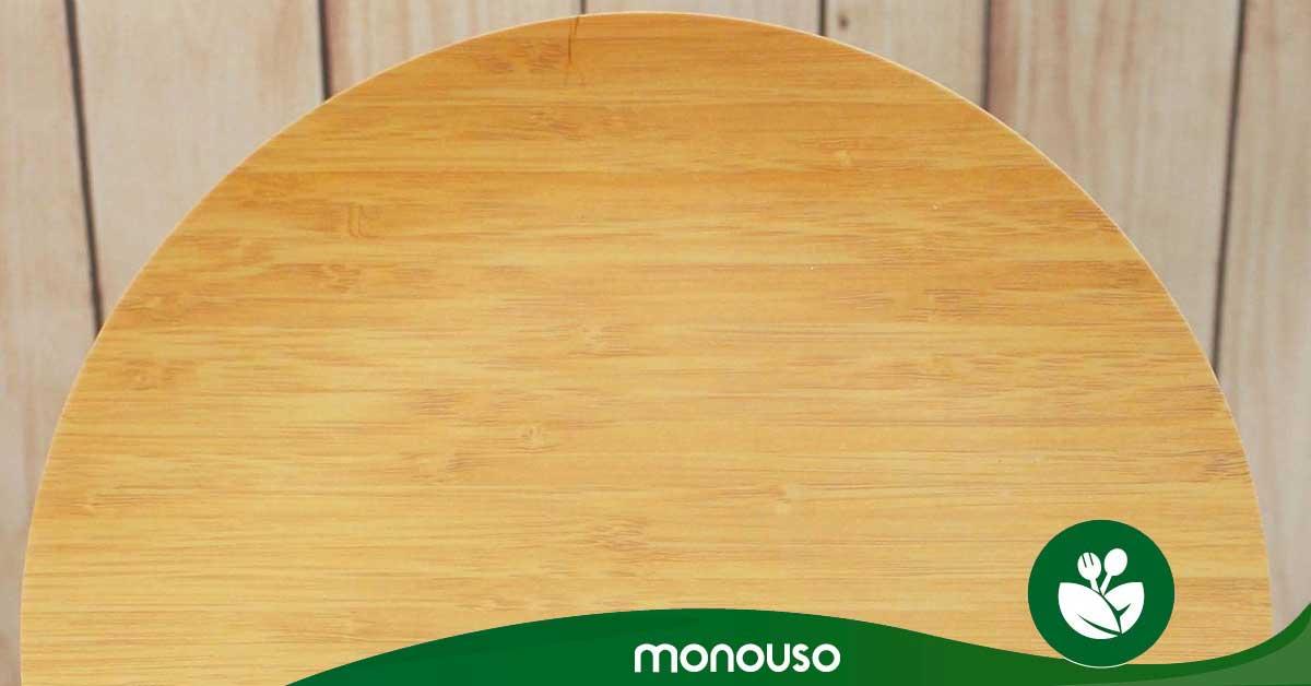Platos de bambú ¿se pueden meter en el microondas?