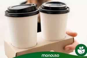 Pappbecherhalter: der beste Verbündete für Cafeterien