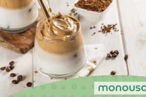 Was ist Dalgona Coffee und wie man ihn Schritt für Schritt zubereitet