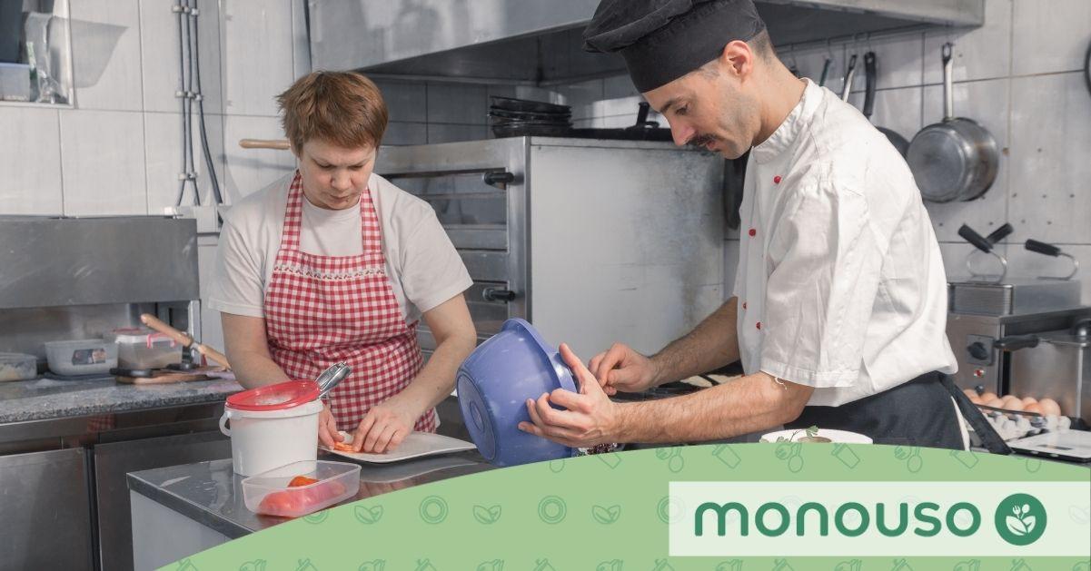 Küchenhilfe-Gehälter: Aufgaben und andere Daten