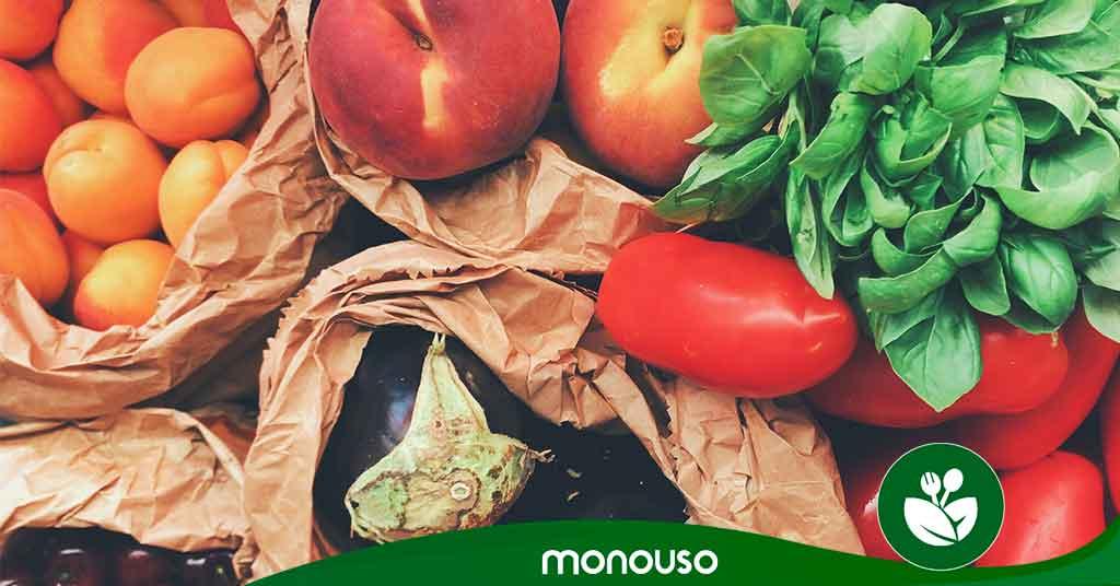 Waschen von Obst und Gemüse