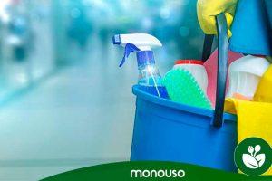 Gute Reinigungspraktiken zur Bekämpfung von Viren im Gastgewerbe